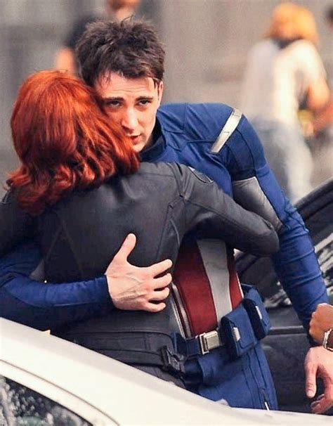 These two💖😍 scarlett johansson chris evans | Chris evans ...