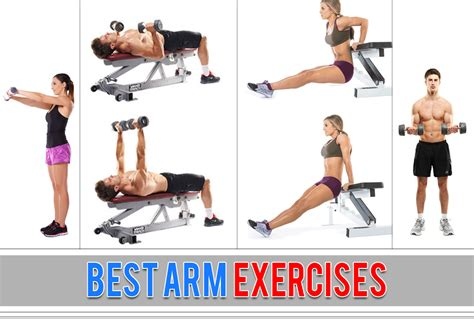 arm exercises top fitness magazine