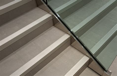 Tile Stair Nosing Manufacturers by Premium Stair Tread For New Look Clothing Chain Aluminium