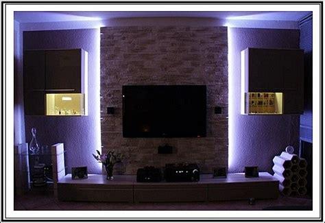 Set Indirekte Led-beleuchtung Plasma Lcd Fernseher