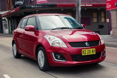 20152016 Suzuki Swift Review