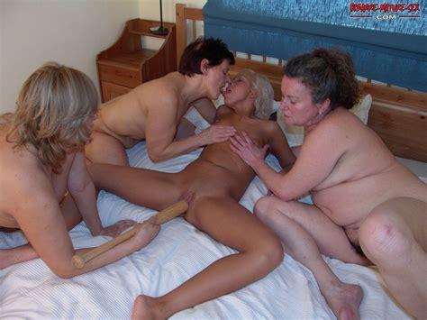 Lesbian Foursome