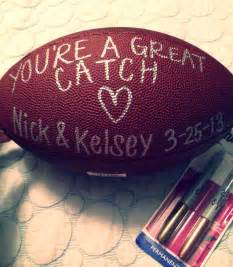 Cute Football Ideas for Your Boyfriend