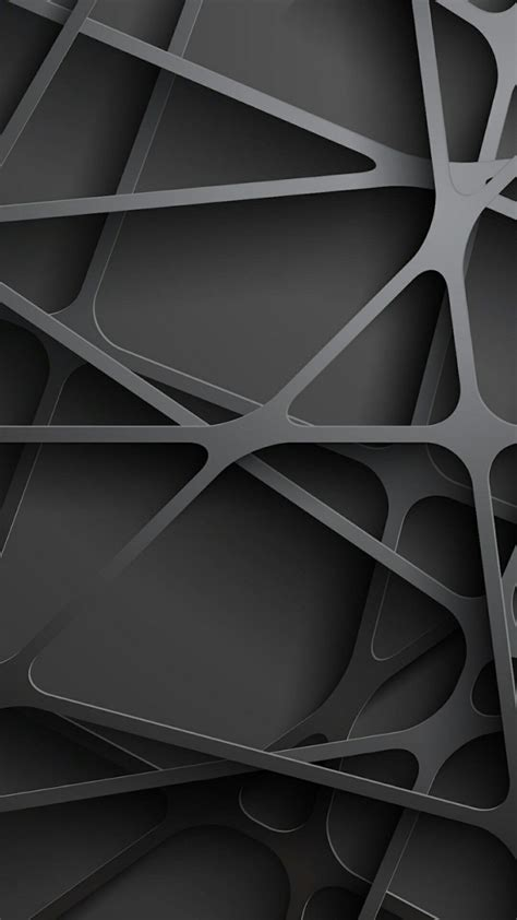 Grey 3d Wallpaper by Grey Geometric Wallpaper Abstract And Geometric