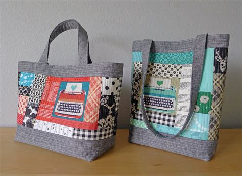 patterns  elizabeth hartman perfect quilted totes