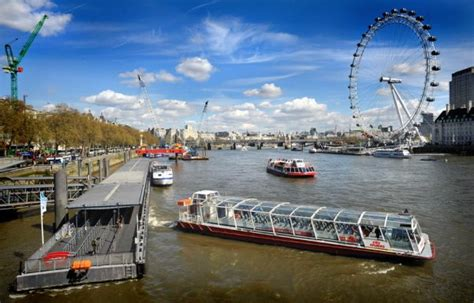 London Eye Boat Cruise by Thames River Boat Cruise London Cheap Tickets Deals