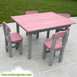 Salon De Jardin Pour Enfant : chaise exterieur enfant maison design ~ Dailycaller-alerts.com Idées de Décoration