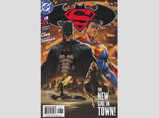 SupermanBatman #8 The Supergirl from Krypton, Part One