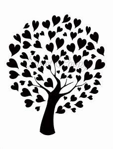 tree, of, hearts, , silhouette, svg, , , cricut, , , cricutexplore