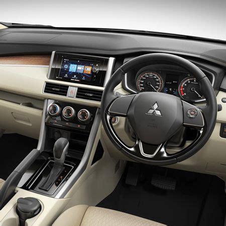 xpander   seated car developed  mitsubishi