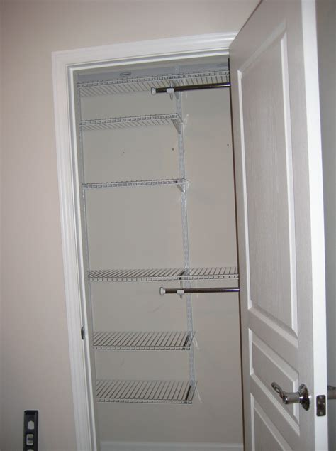 Rubbermaid Closet Shelving Instructions Home Design Ideas
