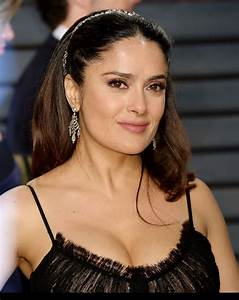 Salma Hayek #SalmaHayek at Vanity Fair Oscar 2017 Party in ...
