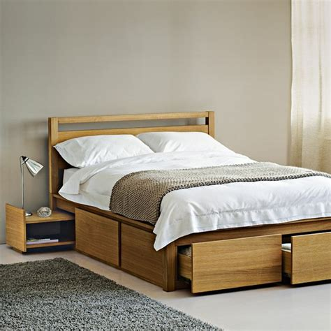 freshly squeezed   bed storage ideas
