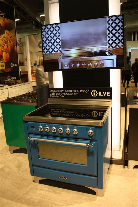 Colored Kitchen Appliances Infused With Retro Charm Are