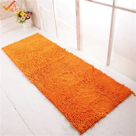Washable Living Room Area Rugs by 40x100cm 15 Quot X39 Quot Microfiber Area Rug For Kitchen Machine