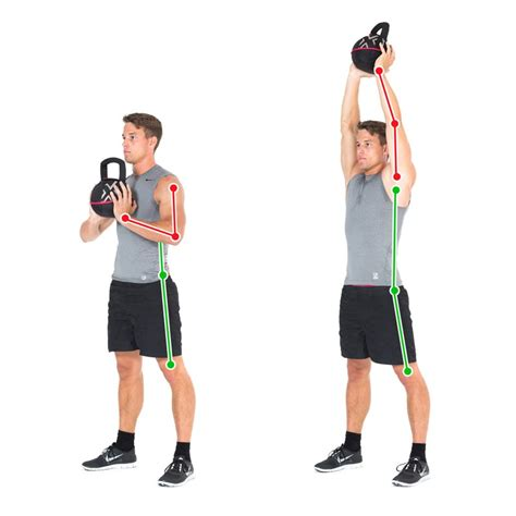 front kettlebell lift shoulder exercises exercise long table training head shoulders ex gymbox