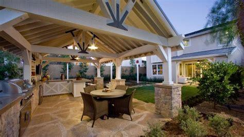 farmhouse style outdoor space hgtv