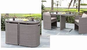 Meuble De Balcon : meuble jardin petit espace balcon pinterest meuble ~ Premium-room.com Idées de Décoration