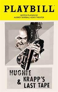 Skirball Kenis Theater Seating Chart Hughie Krapp 39 S Last Tape