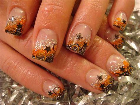 15 Autumn Acrylic Nail Art Designs & Ideas 2017 / Fall
