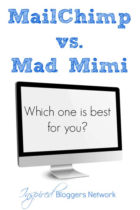 Mailchimp Vs Mad Mimi For Subscribers