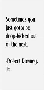Quotes From Rob... Robert D Jr Quotes