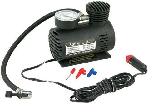 12v Car Auto Electric Pump Air Compressor Portable