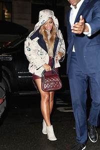 Beyonce Post Tidal Shoes And At Chanel Paris Salzburg 2014