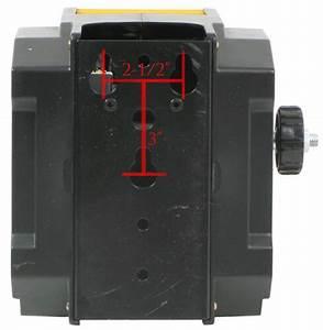 Master Lock Electric Trailer Winch