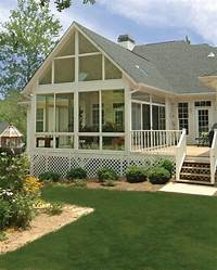 excellent patio enclosure design ideas Beautiful Patio Enclosure Design Ideas 34 Sunrooms Designs Plans | screen rooms | Pinterest ...