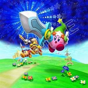 Kirby Iron Ons