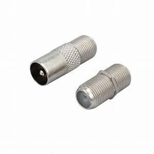 Kabel Tv Verteiler : 2 fach tv radio antennen verteiler sat splitter f stecker adapter kabel metall ebay ~ Orissabook.com Haus und Dekorationen