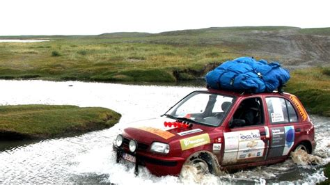 Mongol Rally 2008. 6 Weeks In A Micra