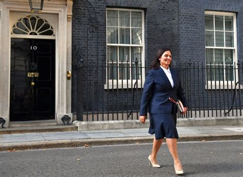 Priti Patel named UK's 1st Indian-origin Home Secretary ...