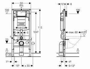 Wc Vorwandelement Maße : geberit duofix montageelement f r wand wc 112 cm mit sigma sp lkasten xtwostore ~ A.2002-acura-tl-radio.info Haus und Dekorationen