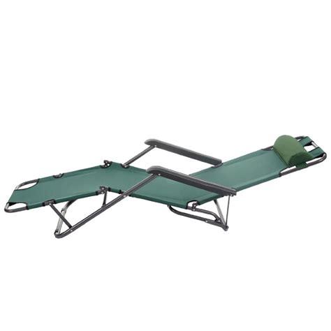 chaise longue bain de soleil pliable transat bain de soleil chaise longue jardin pliable vert