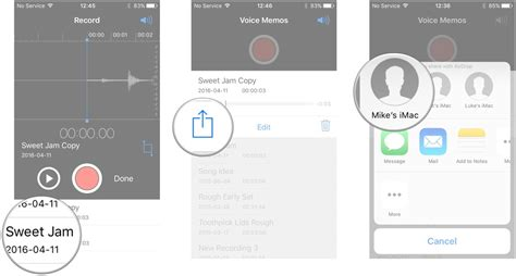 does iphone automatically forward voice memos app the ultimate guide imore