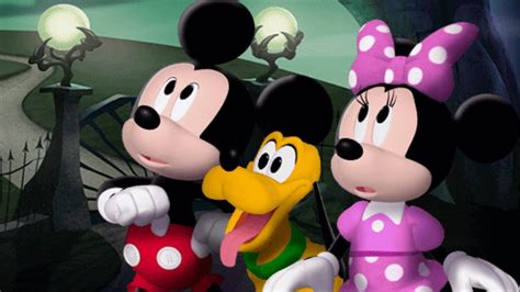 Mickey Mouse Cartoon Game For Kids
