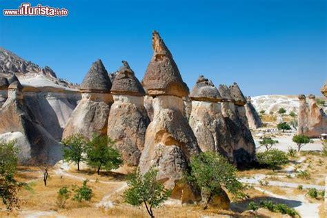 camini delle fate turchia i camini delle fate a goreme in cappadocia le foto