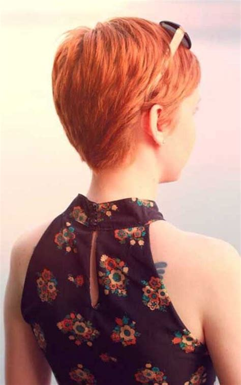 Back Of Pixie Hairstyles by Pixie Haircut Back View The Best Hairstyles For