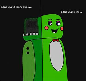 Jeff the Creeper:Something Borrowed, Something new by ...