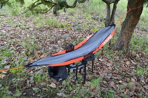 hammock cing gear transformer backpack is also a hammock