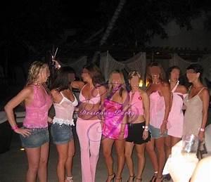 Desire Resort, Cancun -Spring Break 2007 Puerto Morelos ...