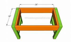 Lap desk plans HowToSpecialist - How to Build, Step by