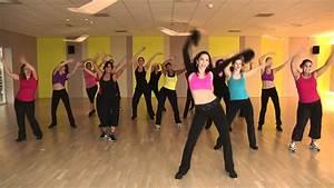 Zumba Fitness With Denise Latin Zumba Mix  Basic Warm