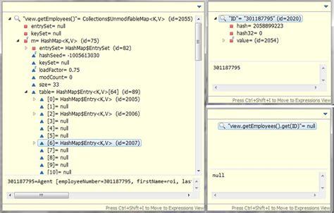 java hashmaps keyset entryset  values  null