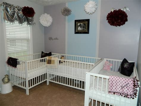 1000+ Images About Twin Triplets Nursery Bedroom On