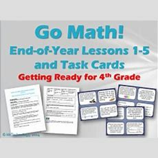 Go Math, Grade 3 And Task Cards On Pinterest