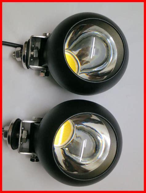 4 25w Cree Led Driving Work Light Cob Chip Off-road Suv