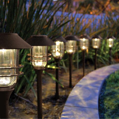 costco lights 2015 best solar pathway lights ideas all about house design